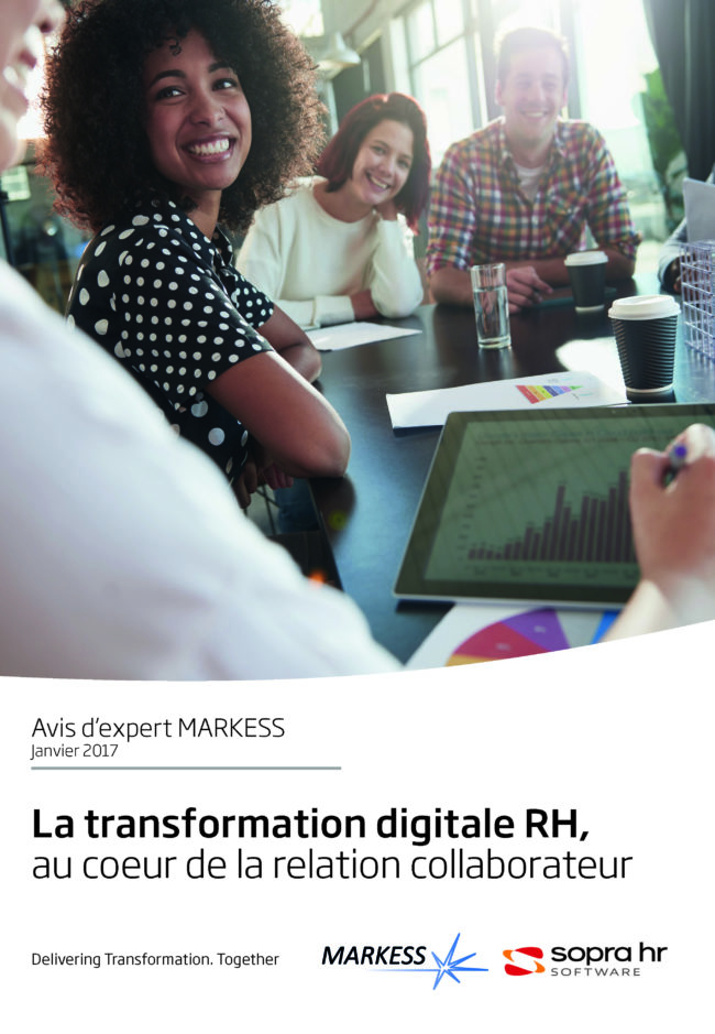 La transformation digitale RH, au cœur de la relation collaborateur