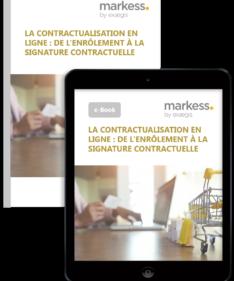 La contractualisation en ligne : de l'enrôlement à la signature contractuelle [e-Book]