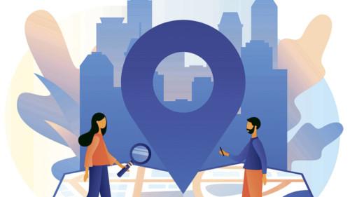 Mapping des éditeurs de solutions sur le marché de l'expérience client